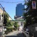 さんぽみち 旧梅田東小学校