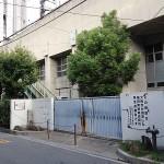 さんぽみち 旧梅田東小学校 体育館跡