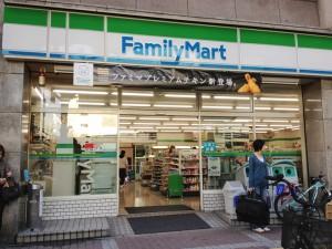 ファミリーマート K2 梅田茶屋町店