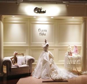 Claire bridal studio